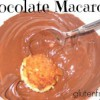 GF Chocolate Dipped Macaroons Recipe