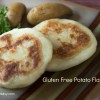 Gluten Free Potato Flat Bread