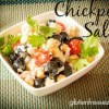 Chick Pea Salad  - Easy & Nutritious!