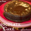 Gluten-Free, Allergy Friendly Chocolate Cake with Chocolate Ganache