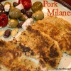 Pork Cutlets MilaneseThe Perfect Appetizer or Entree