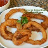 Battered Fried Gluten-Free Onion Rings